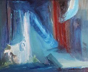 Oil on canvas 26 x 30cm