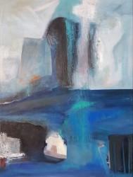 Oil on canvas 60 x 45 cm